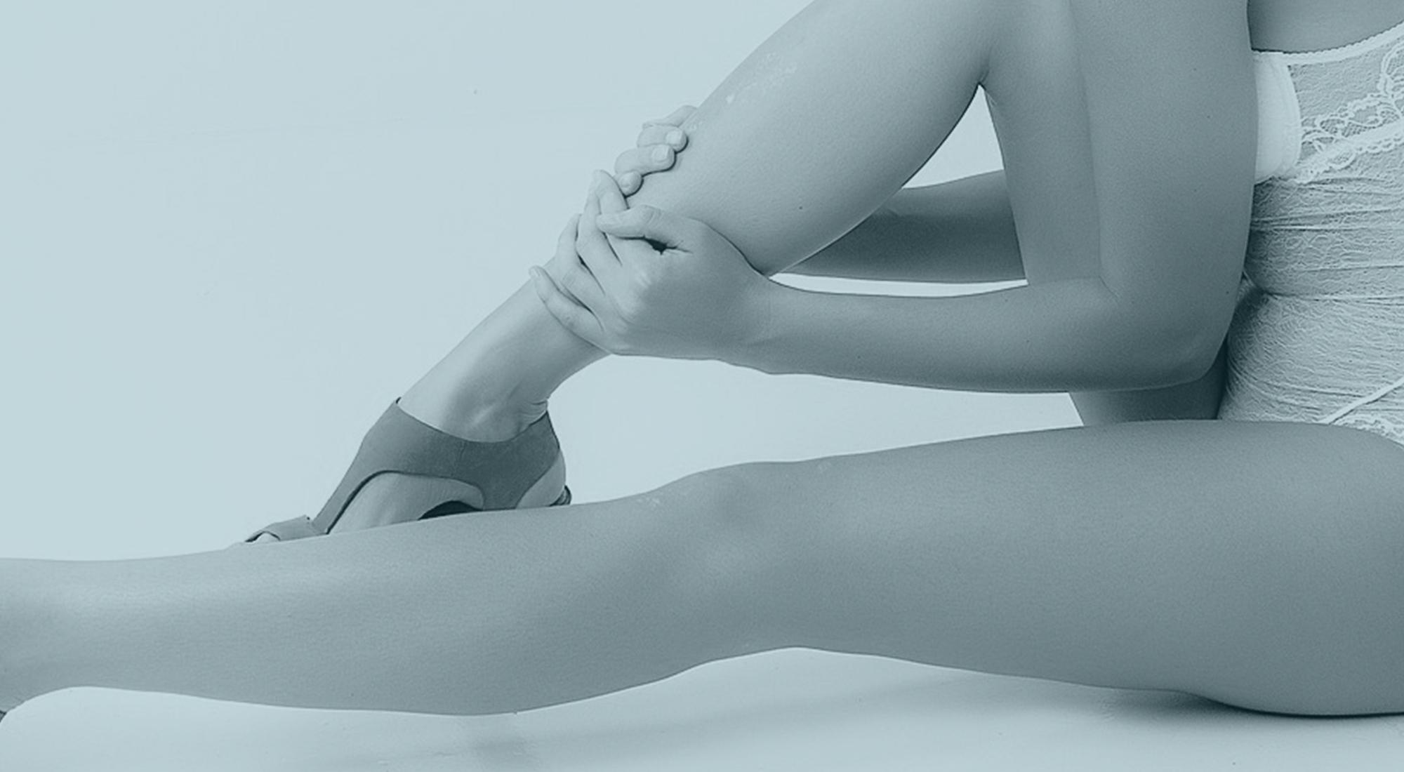 Implantes de perna ou gémeos